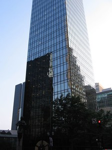 The Omni Hotel at Tryon and Trade Sts