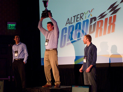 Alteryx Grand Prix Winners