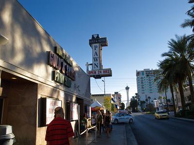 The Pawn Stars' Shop