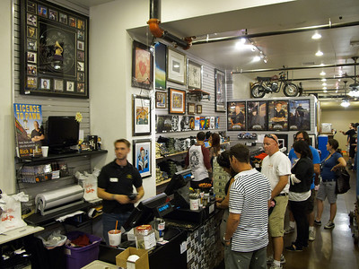 Inside the Pawn Stars' Shop