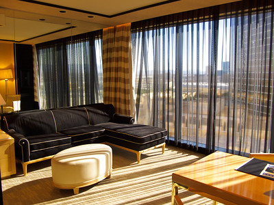My Room at the Wynn Encore Hotel and Casino