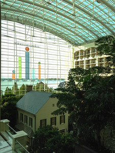 Gaylord Resort and Conference Center Atrium