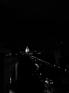 View of the Capitol from the Newseum