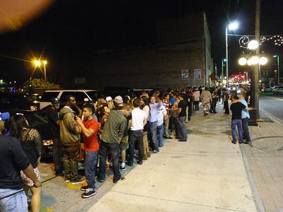 Club Lineup, Ybor City
