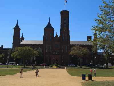 The Smithsonian Institution Castle