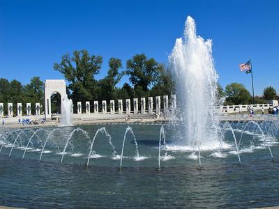 The National World War II Memorial