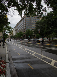 Separated Bike Lanes on 15th St