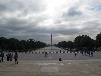 The Reflecting Pool Reconstruction