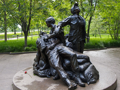 Memorial to Vietnam Nurses