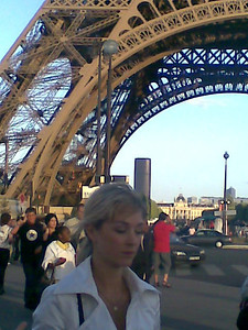 Another great view of the Eiffel Tower