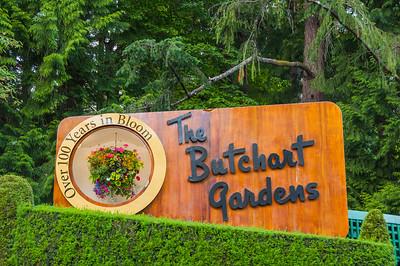 Butchart Gardens 2012