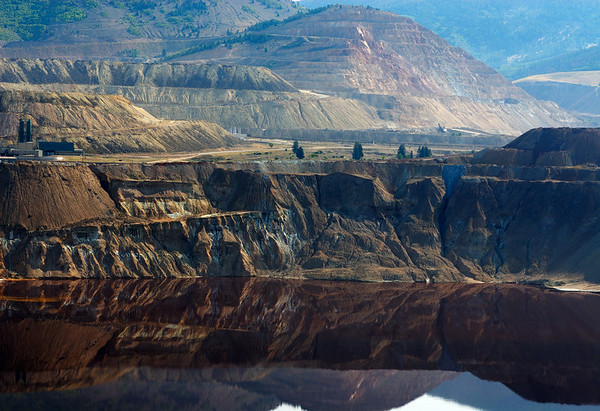 Berkley Pit, Butte, Montana