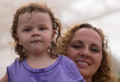 Ellie & mom ButterflyW 9700