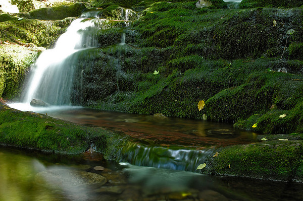 Buttermilk Falls - 8-9-09