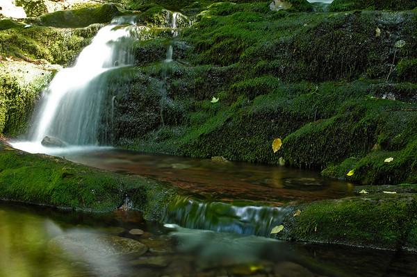 Buttermilk Falls - 8-9-09