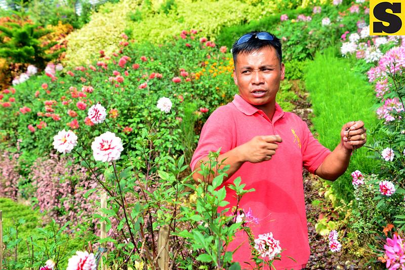 Barangay Gaas Councilman Elueterio Gentapa