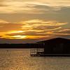Sunset, Lake Brownwood