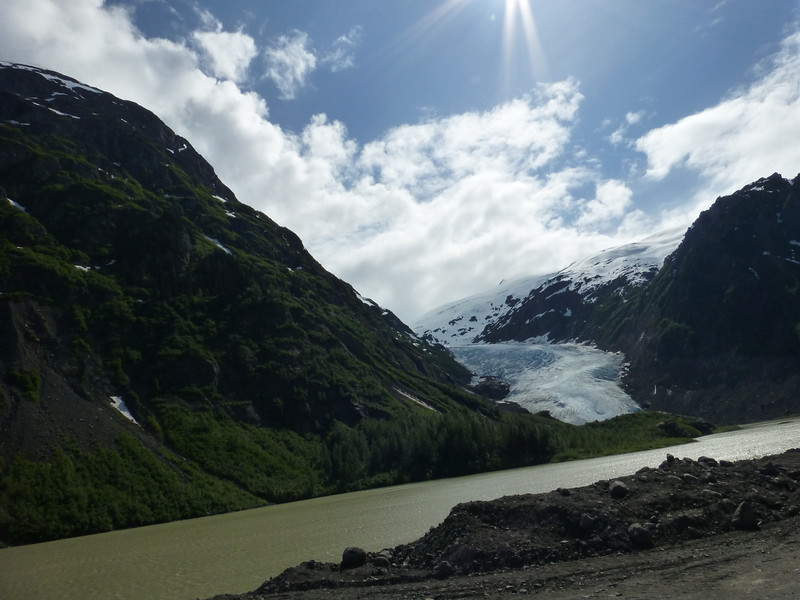 Bear Glacier outside of Stewart/Hyder.