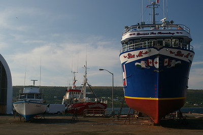 Nfld 2005;NfldLandscape;NewfoundlandLandscapes;Nfld;Boats-Ships