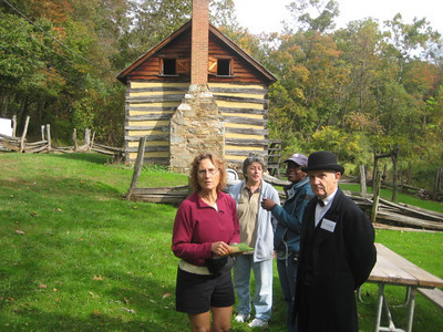 C & O Canal 10/11-10/16/2009