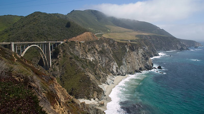 Bixby Bridge — Big Sur, CA