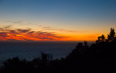 Sunset — Big Sur, CA