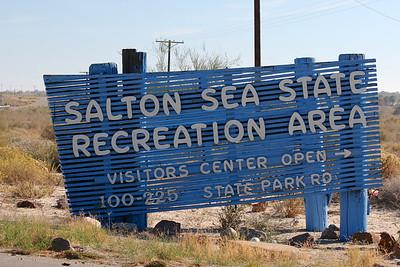Salton Sea & Bombay Beach, California