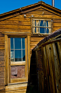 Bodie,  ghost town from the late 1800's
