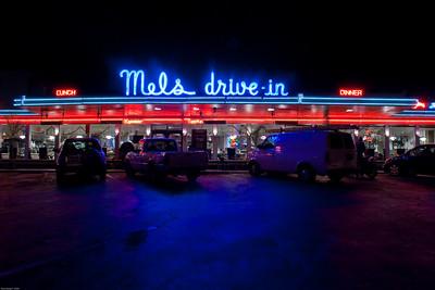 Mel's Drive-in Geary Boulevard, San Francisco