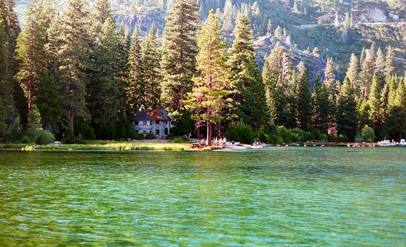Tahoe Trip 1986