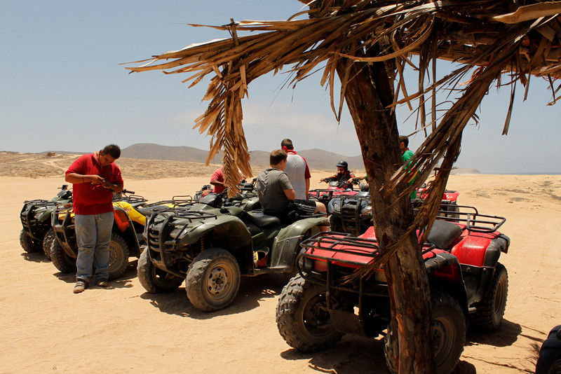 ATV on the Beach - Cabo San Lucas