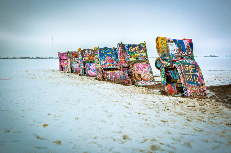 Connor at Cadillac Ranch-2010-6092_3_4