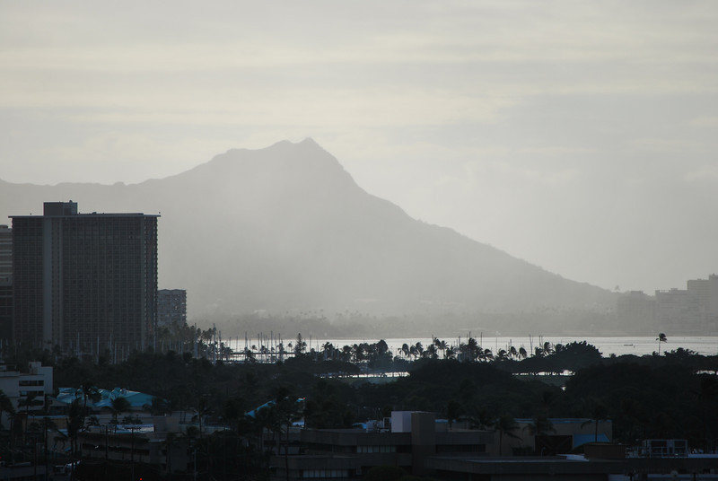 Honolulu, Oahu -Famous North Shore - Nov 6 2010