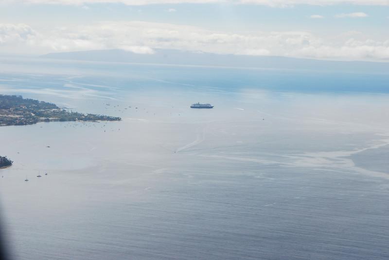 Kahului, Maui - W.Maui Moloka'i Helicopter Tour - Nov 1, 2010