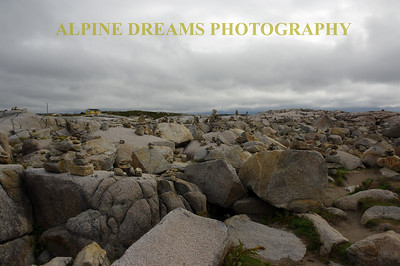 ROCKS ON ROCKS TWO IN PEGGYS COVE