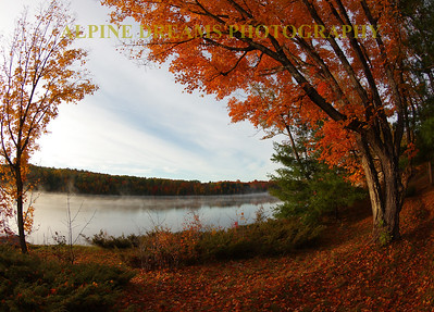 SHADES OF BEAUTY AT CROOKED LAKE