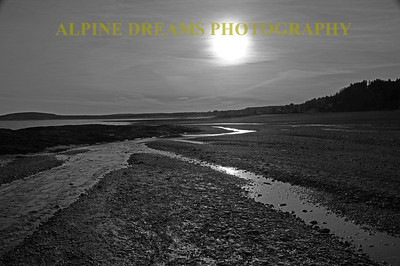TIDEWATER TRAILS TO THE BAY OF FUNDY IN B&W