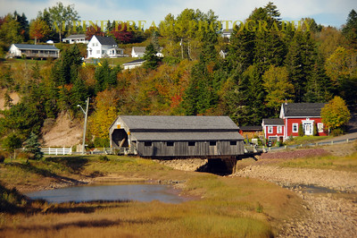 COVERED BRIDGE NB