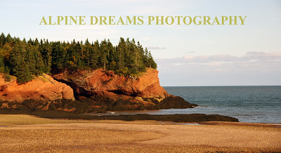 BAY OF FUNDY COLOR