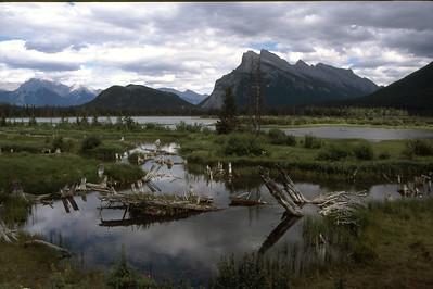 Mount Rundle, near Banff