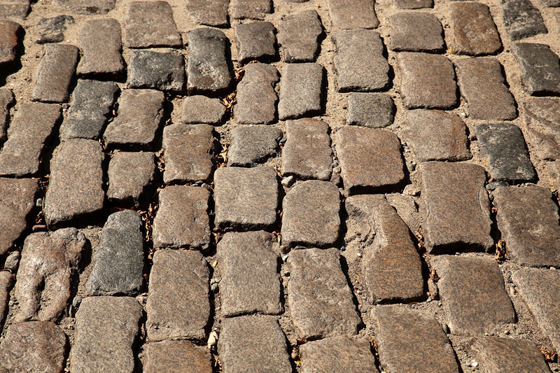 MORE COBBLESTONES