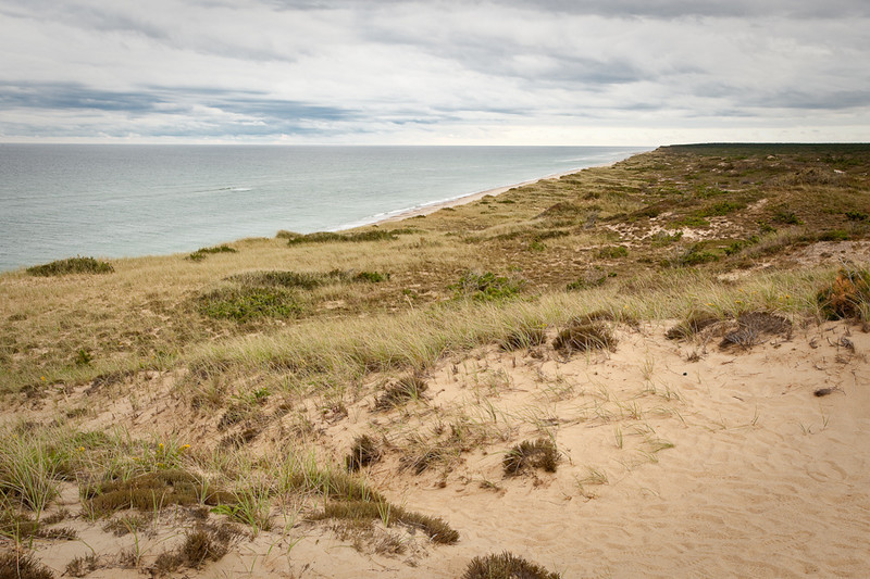 MARCONI BEACH-CAPE COD NATIONAL SEASHORE