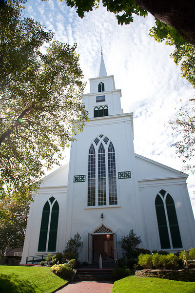 CONGREGATIONAL CHURCH-NANTUCKET