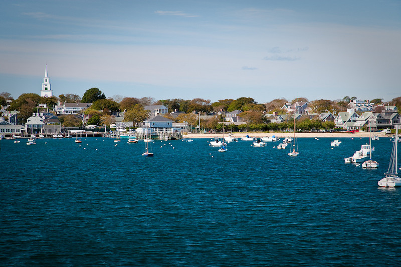 NANTUCKET HARBOR VIEW
