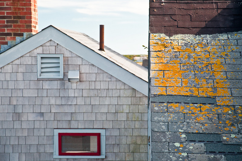 NANTUCKET ROOF LINES