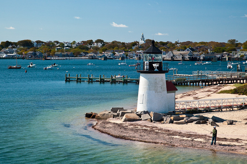 BRANT POINT LIGHT-NANTUCKET