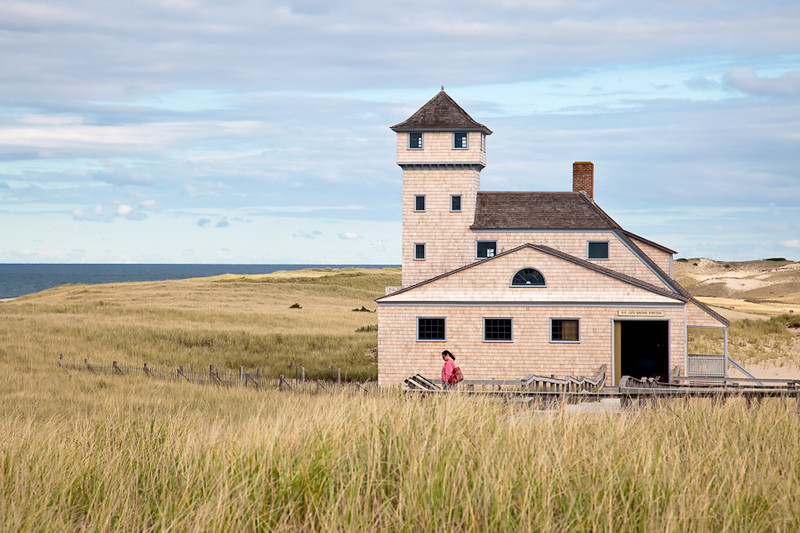 OLD HARBOR LIFE-SAVING STATION MUSEUM-PROVINCETOWN