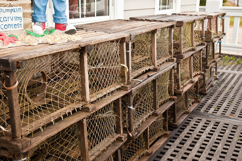 LOBSTER POTS FOR SALE