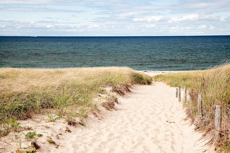 PATH TO MARCONI BEACH