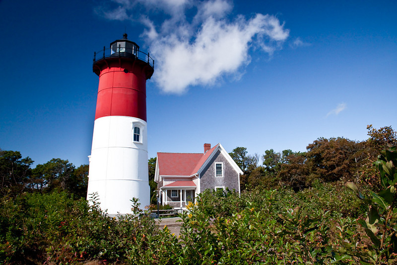 NAUSET LIGHTHOUSE-EASTHAM